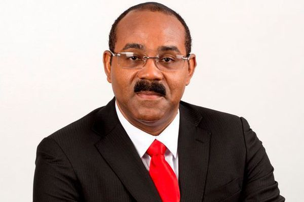 Antigua et Barbuda Gaston Browne