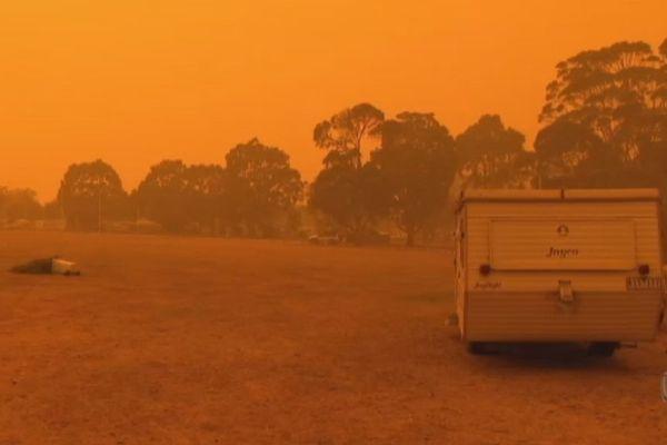 Australie : incendies