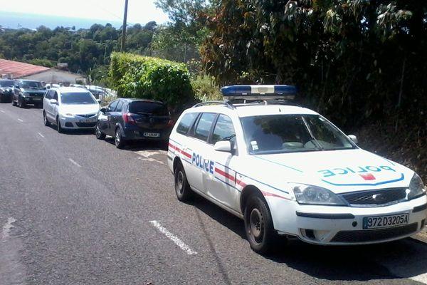 Police fait divers arbre