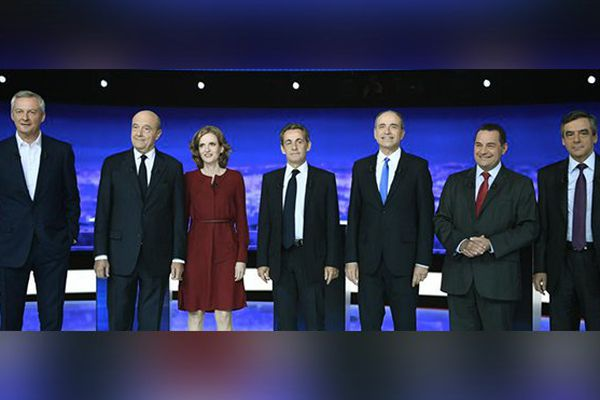 Candidats primaire