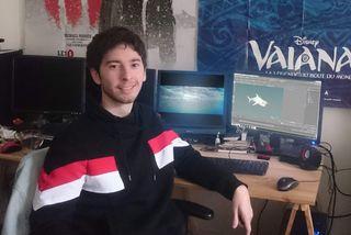 Yohan Thireau, les débuts prometteurs d'un Calédonien dans l'animation