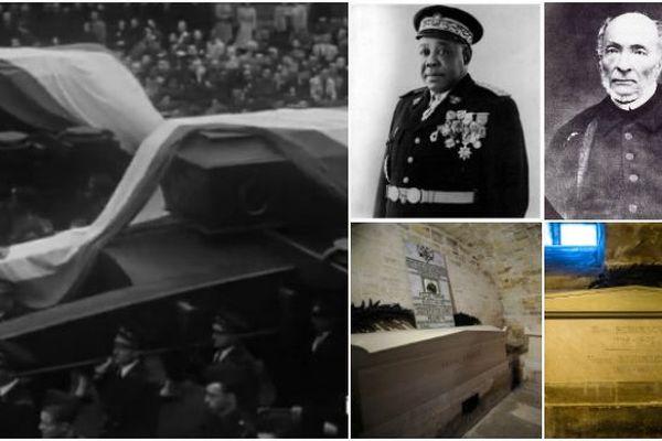 70 ans Eboue Schoelcher au Panthéon