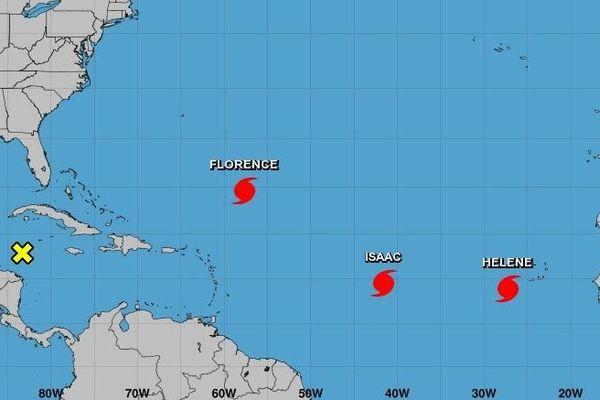 Isaac ouragan