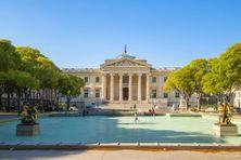 Le tribunal de Marseille.