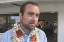 Sébastien Lecornu en visite officielle à Tahiti du 12 au 14 septembre
