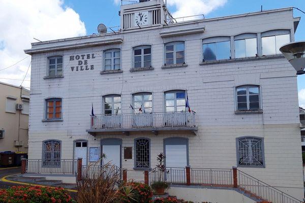 Hôtel de ville mairie de Schoelcher
