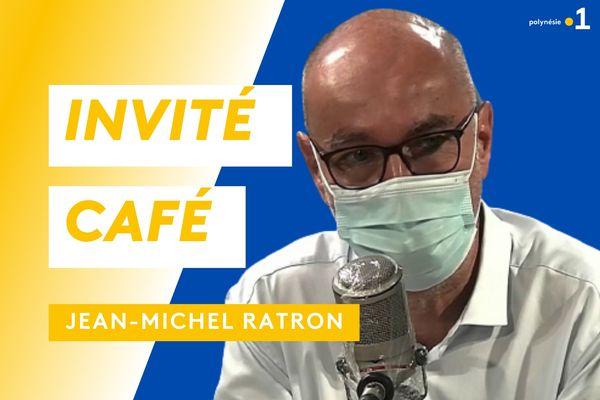 Invité café : Jean-Michel Ratron, directeur d'ADT