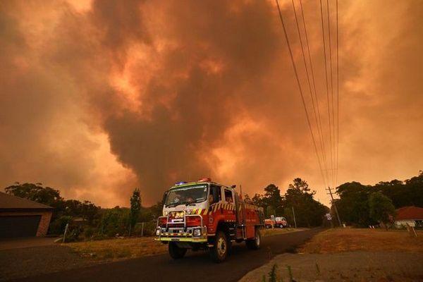 Incendies en Australie inquiétude R2unionnais 221219
