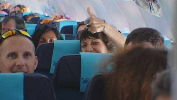 Aircalin passagers