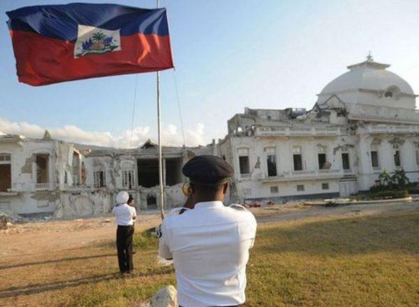 Haïti palais presidentiel séisme