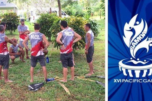 Samoa 2019, deuxième jour va'a