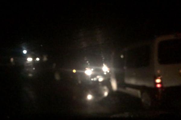 Choc frontal vendredi soir à Port Phaëton