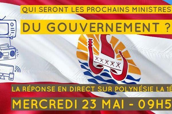 Qui seront les prochains ministres du gouvernement polynésien ?
