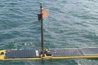 Drône maritime