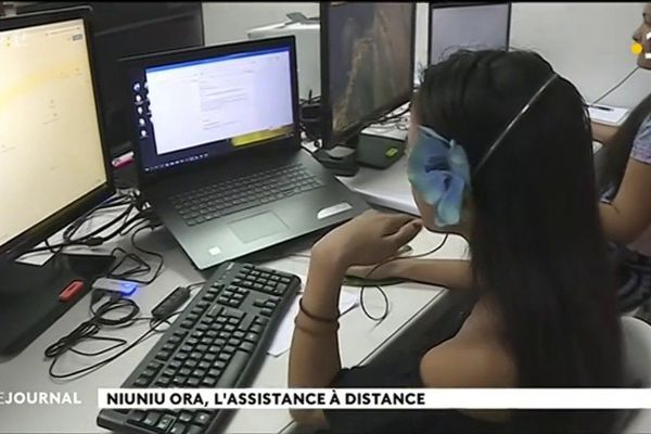Un nouveau service de télé assistance voit le jour à Tahiti