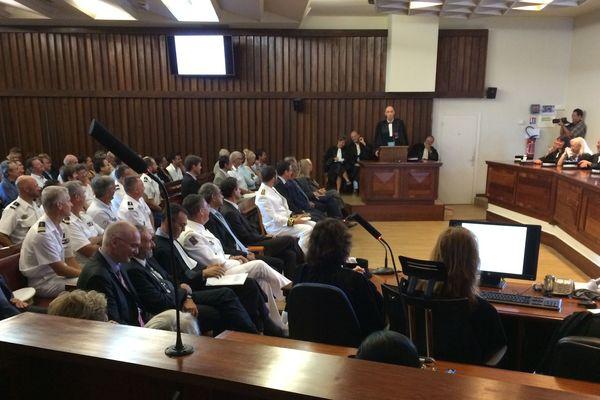 Audience de rentrée judiciaire 2018
