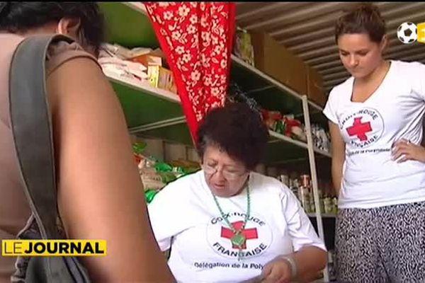 Succès grandissant pour les épiceries solidaires