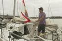 Un skipper de Tahiti dans la mini transat