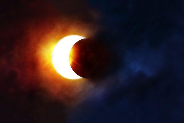 Eclipse du 21 août 2017