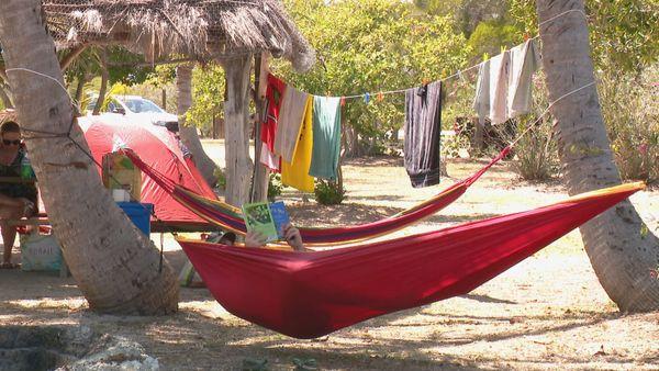 Tourisme camping Ouano