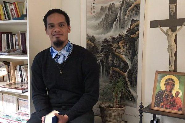 Calédoniens ailleurs : Soane Fakailokava, la force d'y croire