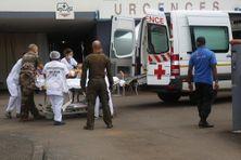Mayotte, hôpital de Mamoudzou
