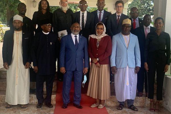 Mission Union africaine à Moroni