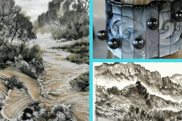 Exposition d'art : Hiro & Orama Ou Wen et Gotz
