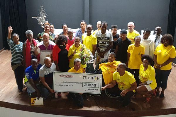 Téléthon : les motards de la Martinique ont du cœur
