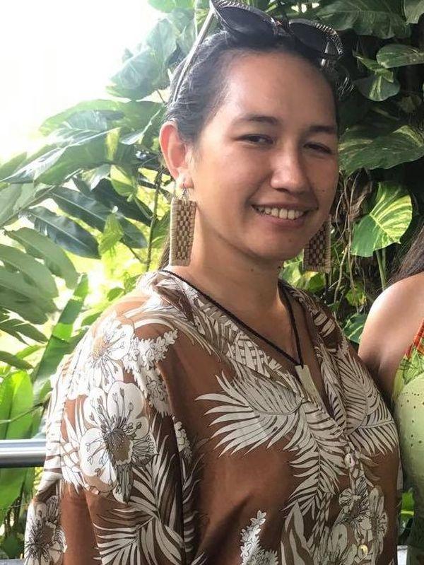 Hiriata, volontaire zéro déchet