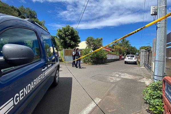 Double homicide à Saint-Joseph.