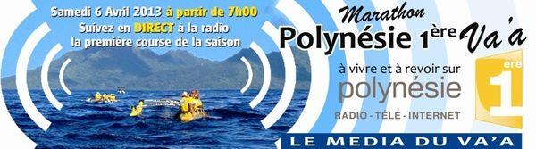 bandeau marathon vaa polynesie 1ere