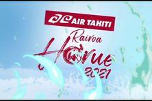 Air Tahiti Rairoa horue 2021 - page spéciale # 1