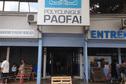 Clinique Paofai : un piquet de grève installé à l'entrée