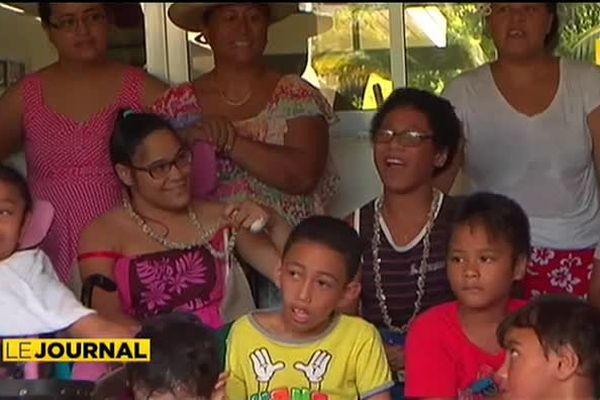 Visite surprise pour les enfants de la fraternité chrétienne