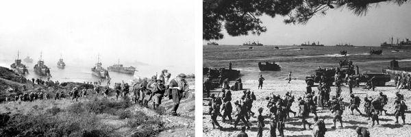 Débarquement Provence 1944