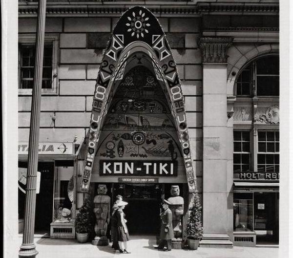 Restaurant Kon Tiki à Montréal