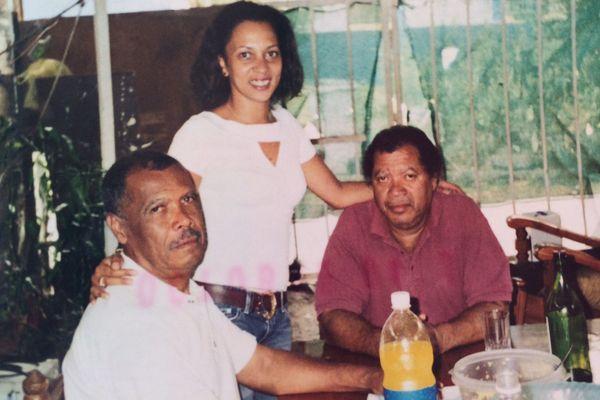 Sylvie Arcos et ses oncles