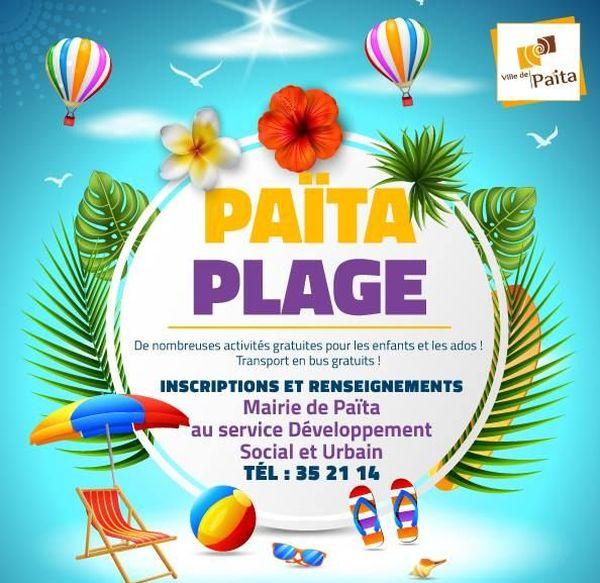 Visuel de Païta plage