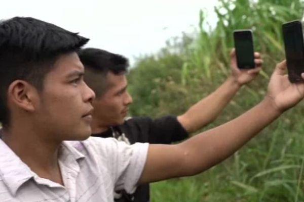 Les nouvelles technologies au service des amérindiens du Paraguay