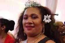 Matile Malia Viane 1ère dauphine de Miss maman Dom-Tom 2019
