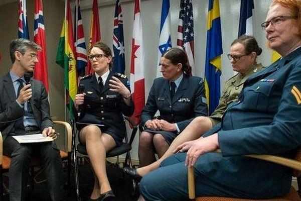 Transsexuels armée américaine