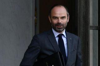 Le 1er ministre Edouard Philippe