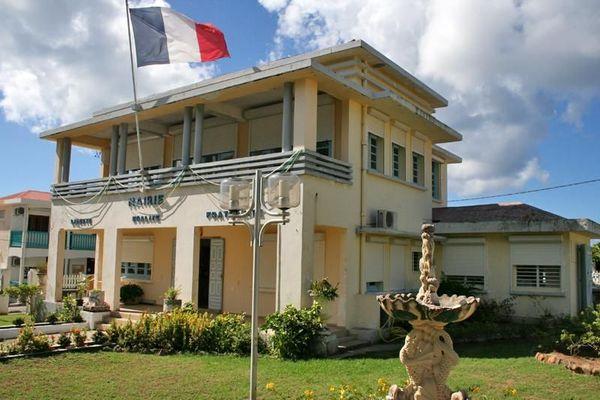 Mairie de la Désirade