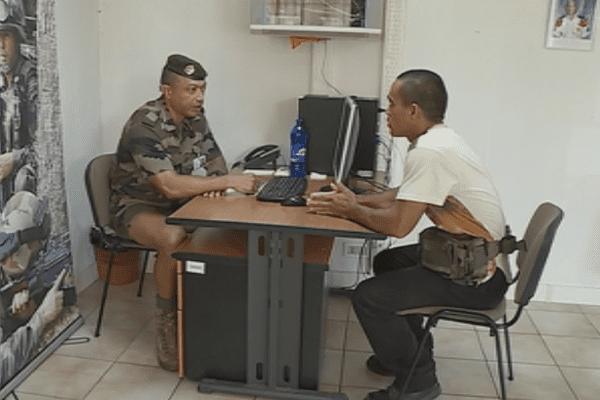 La Polynésie, premier bureau outremer de la légion étrangère