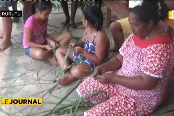 Rurutu fête la Polynésie