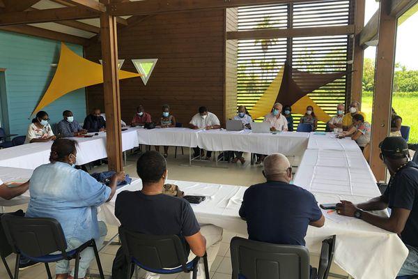 2e rencontre UTC UGTG / maires facilitateurs