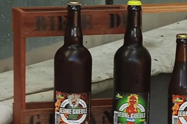 La bière de Guyane