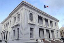 Préfecture de la Martinique à Fort-de-France.