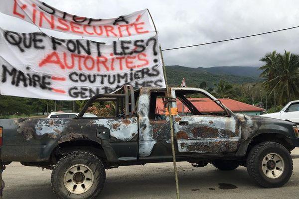 Ponérihouen mobilisation contre violences 9 juin 2020